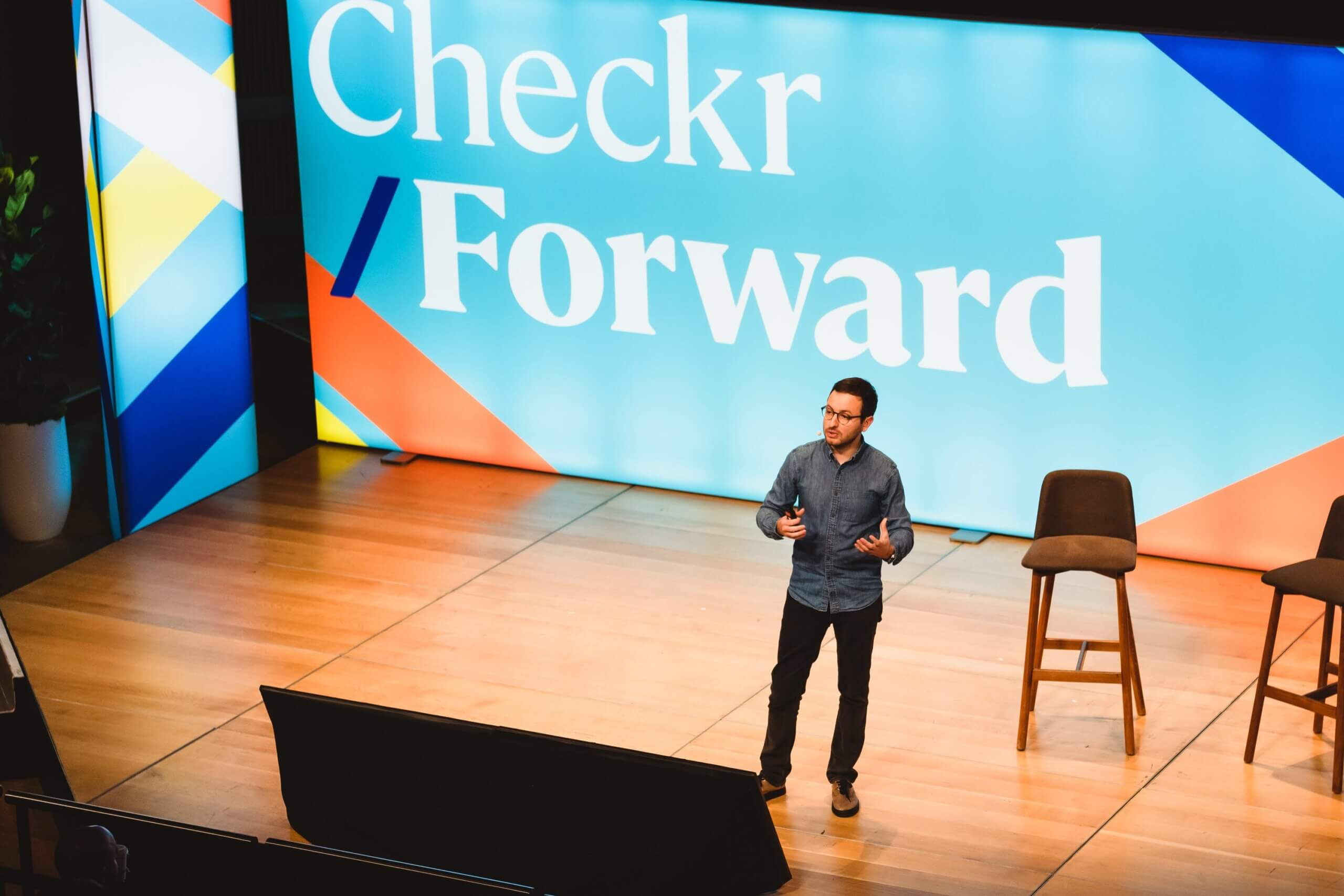 Moments From Checkr Forward 3