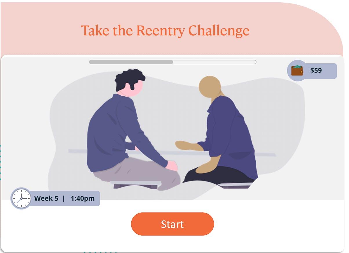 Reentry Challenge