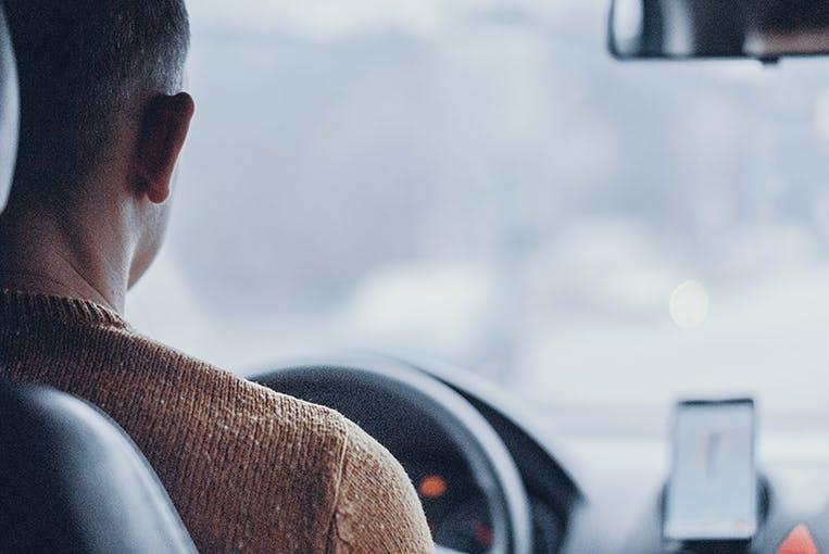 Gig Economy Driver