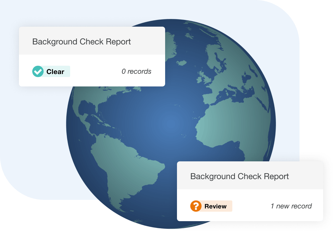 International Background Checks